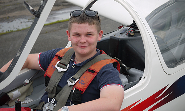 oliver will pilot