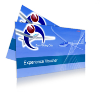 Gift Vouchers - flying experience days